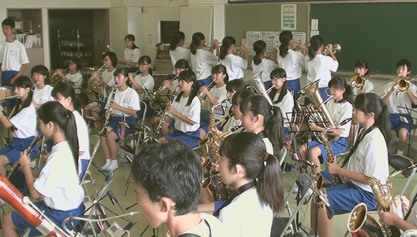 DVD「ナカちゃんの初級バンド改造計画」の一コマ